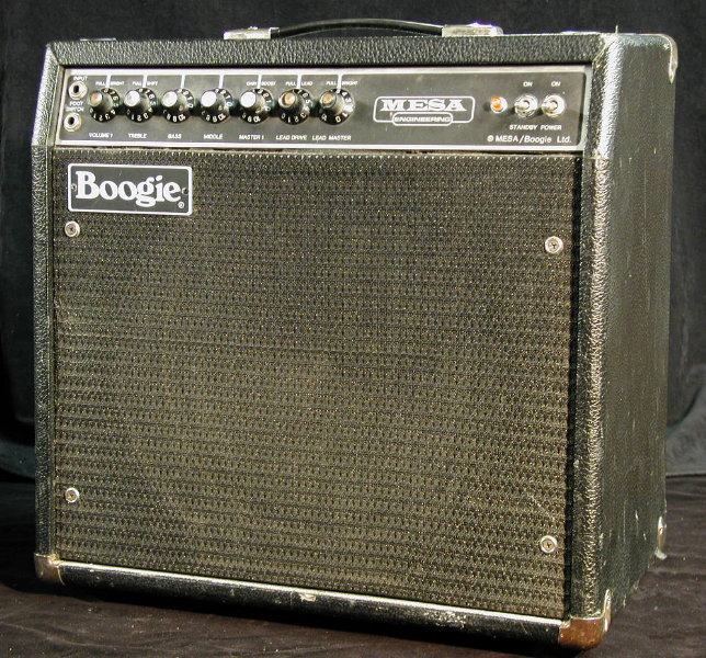 Mesa Boogie with a single 12